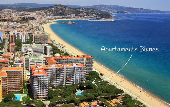 Apartments Blanes Condal - Costa Brava - OFFICIAL WEBSITE