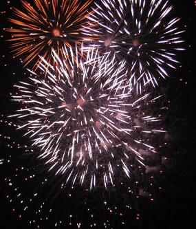 Concurs de Focs Artifici. Festa Major Juliol